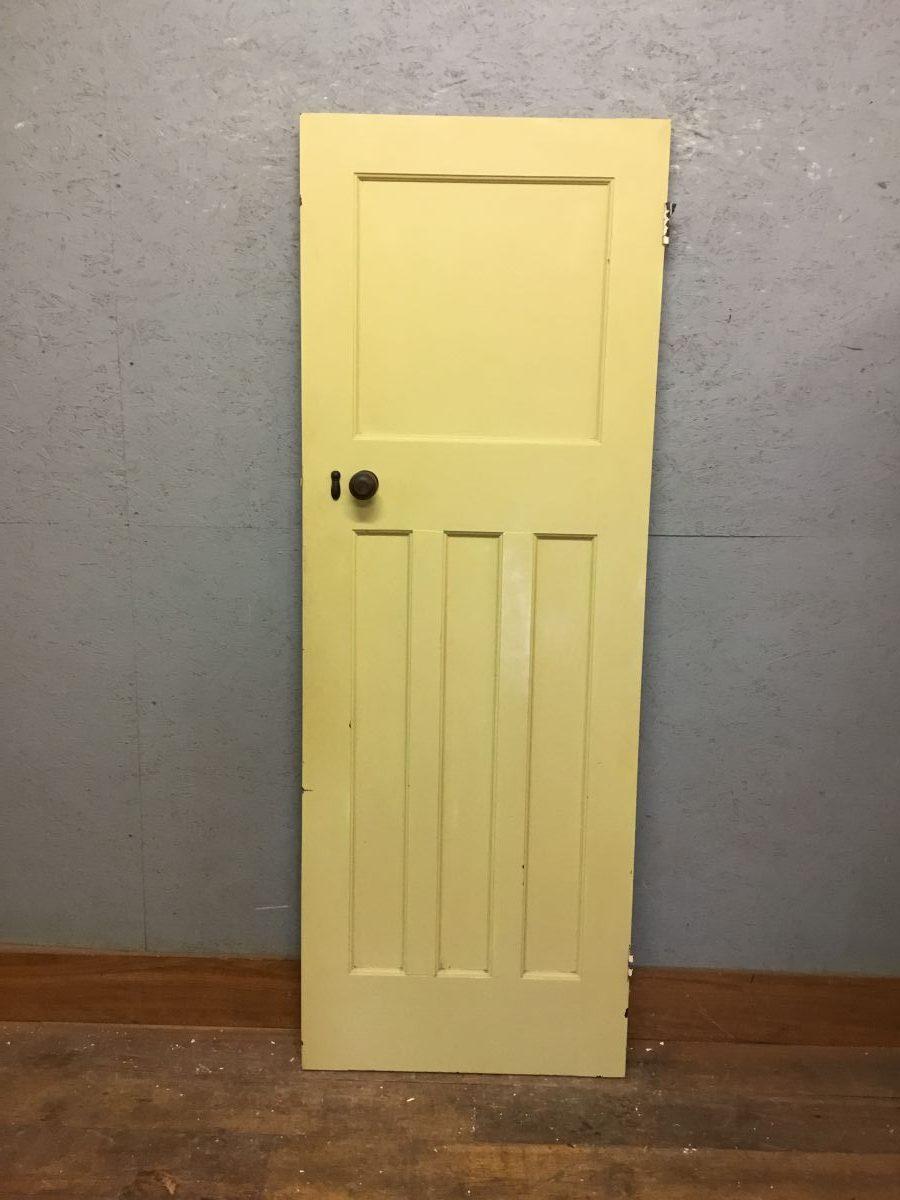 4 Panelled Narrow Door
