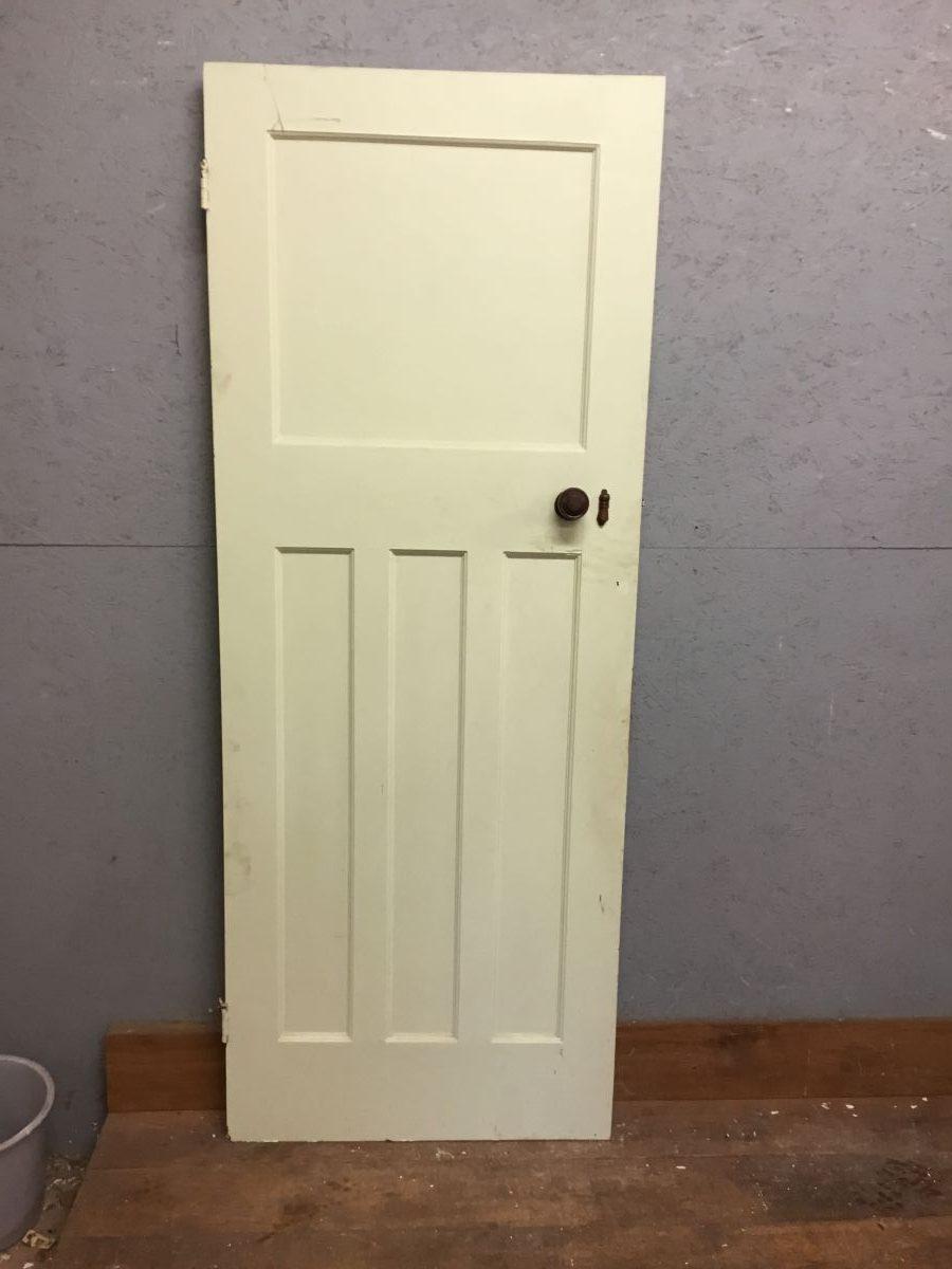 Internal Painted 4 Panel Door