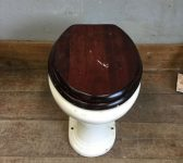 Reclaimed china Toilet