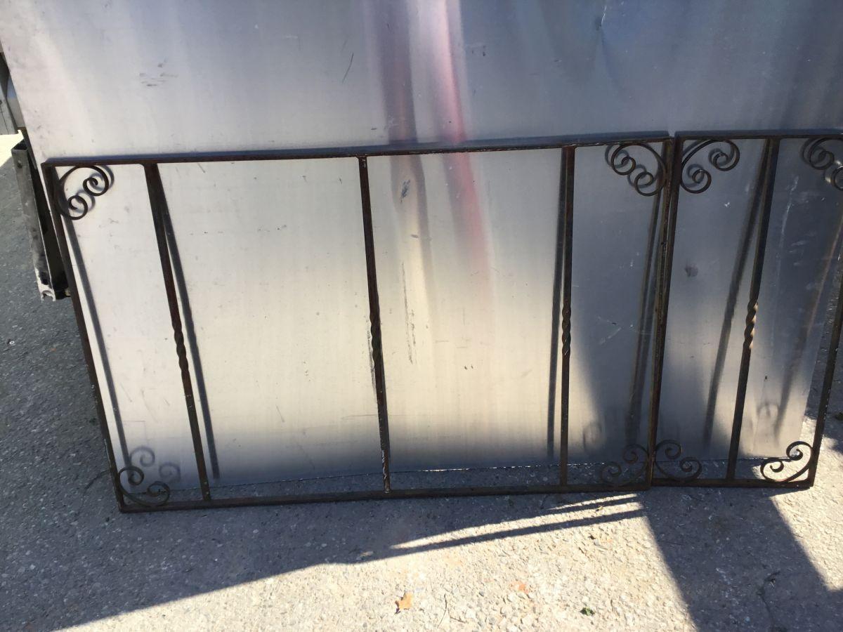 2 Garden Gate Set