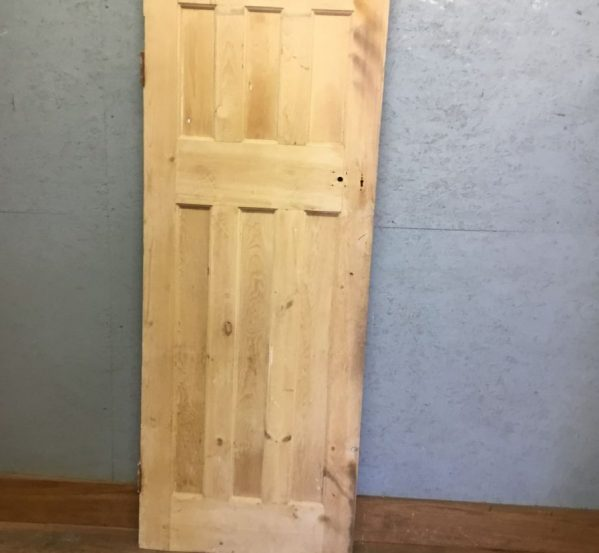 6 Panel Stripped Door