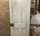 Painted 4 Panel Pine Door