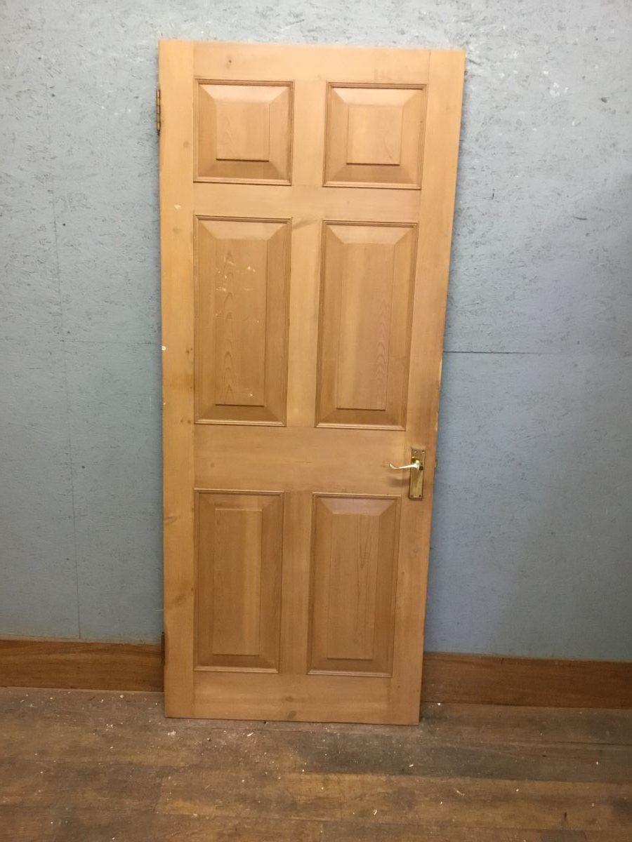 Stripped 6 Panel Door