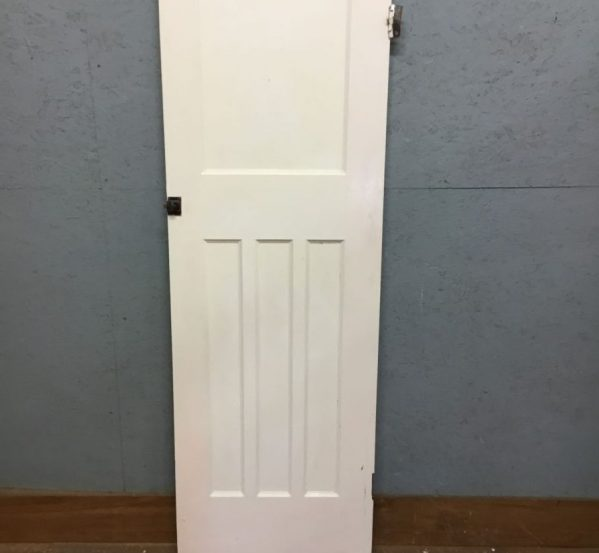 White Panelled Cupboard Door
