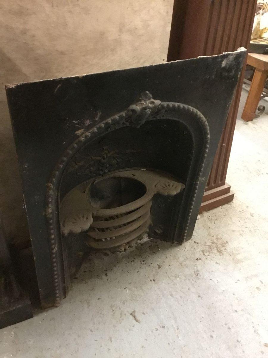 Reclaimed Decorative Fire Insert