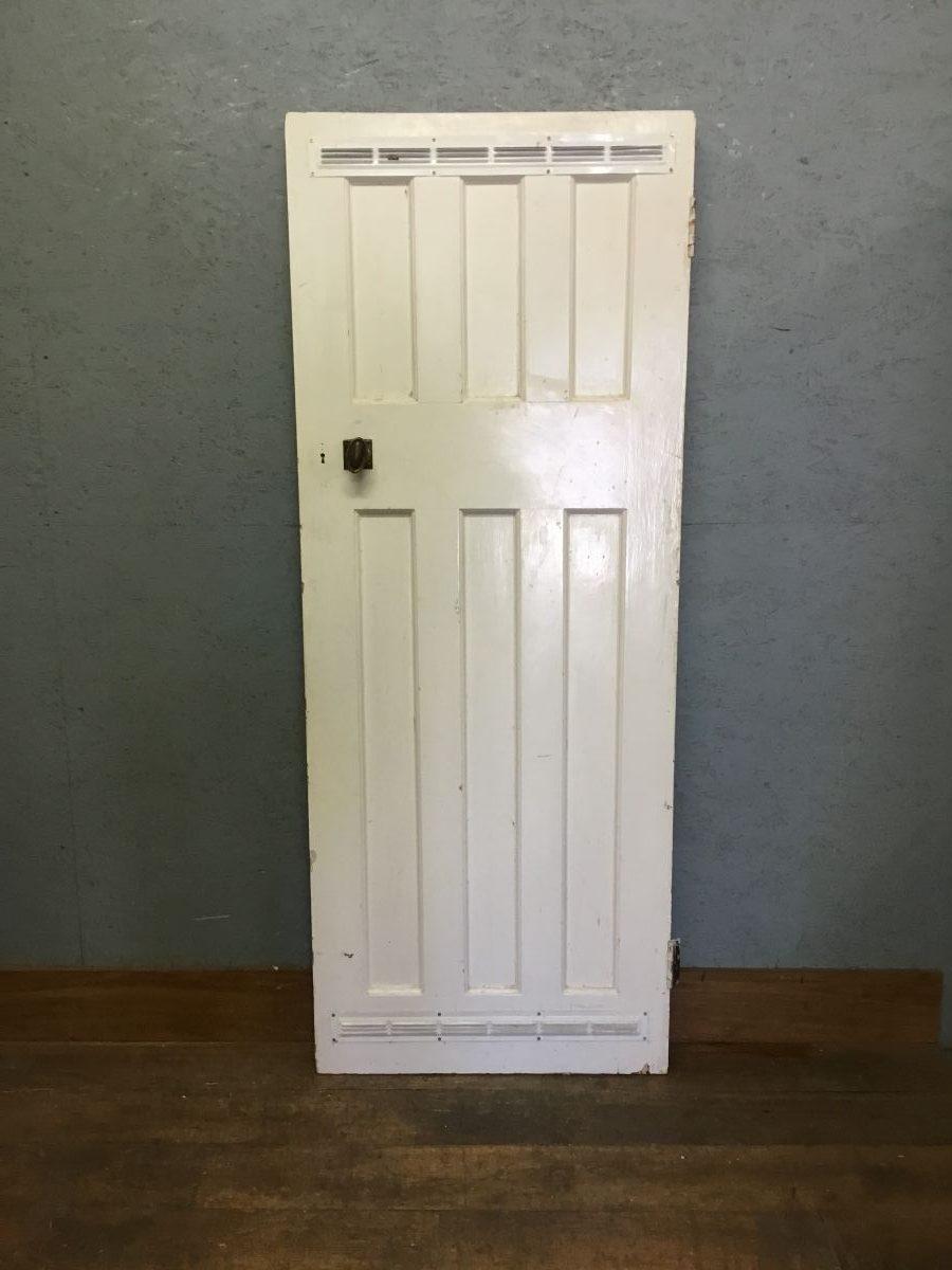 Painted 6 Panel Pine Door