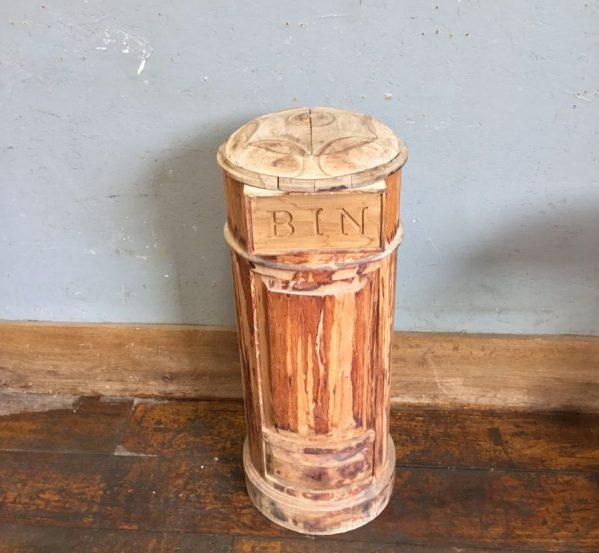 Wooden Bin Cover