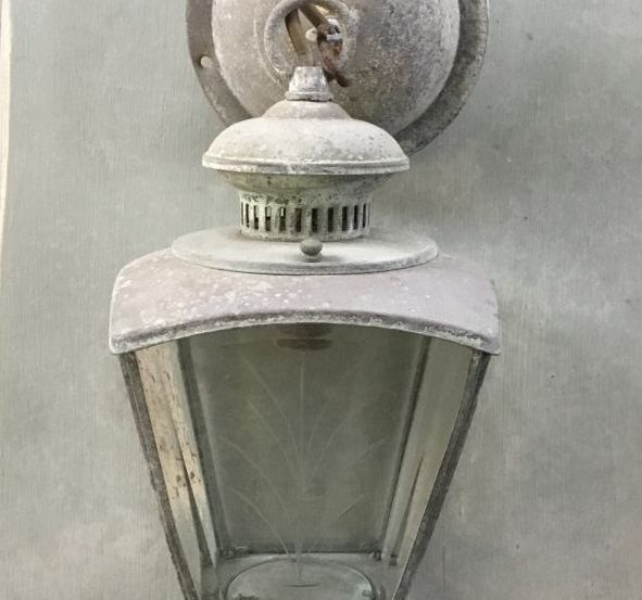 Outside Antique Light