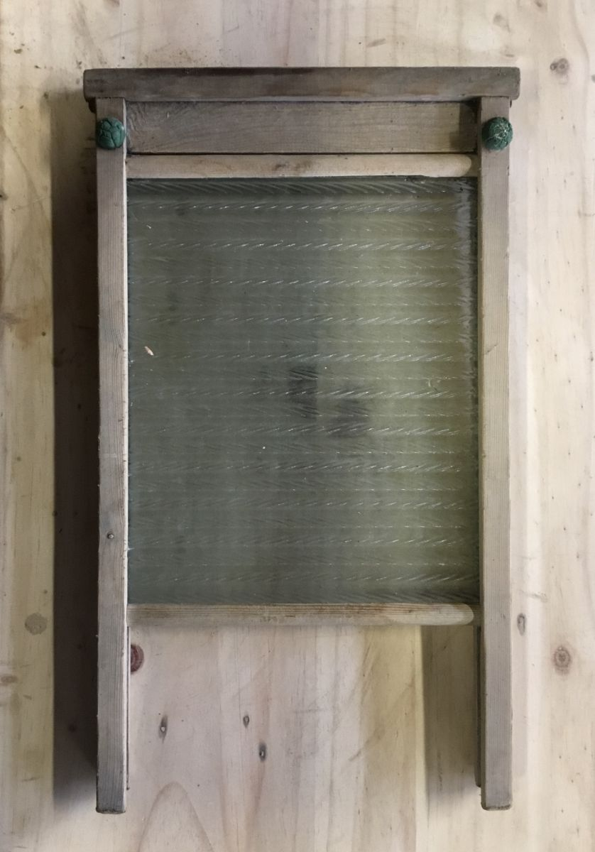 Glass Wash board