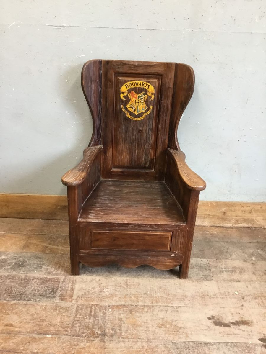 Harry Potter Throne/ ArmChair