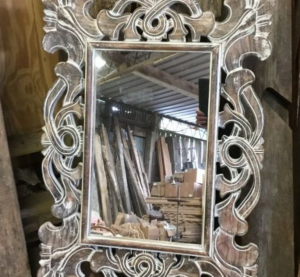 Carved Decorative Mirror