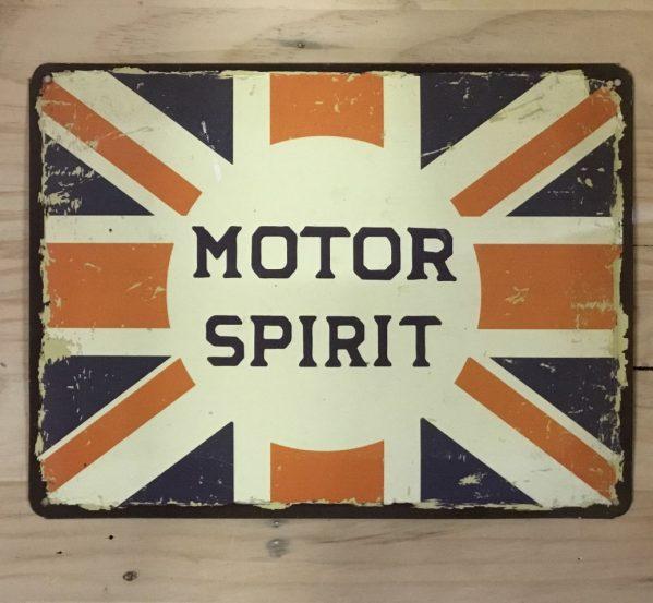 Motor Spirit