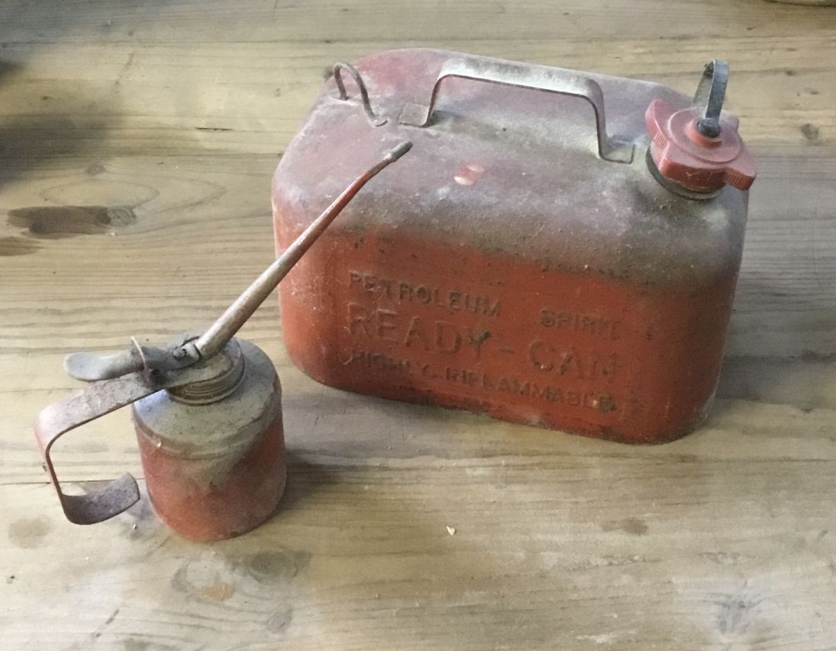 Oil & Gas Canister