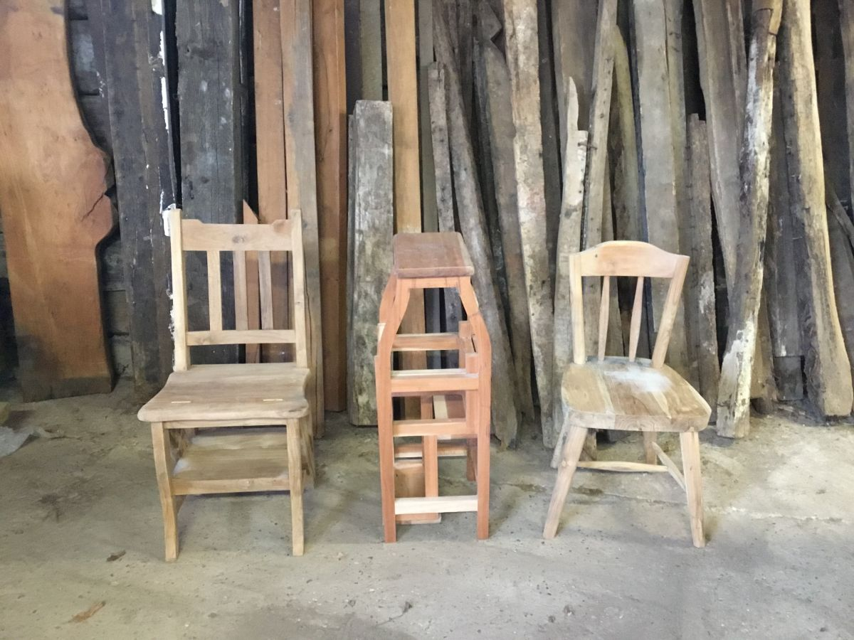Modular Library Chairs