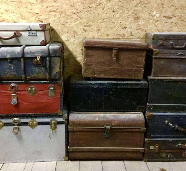 Selection of Beautiful Boxes and Trunks