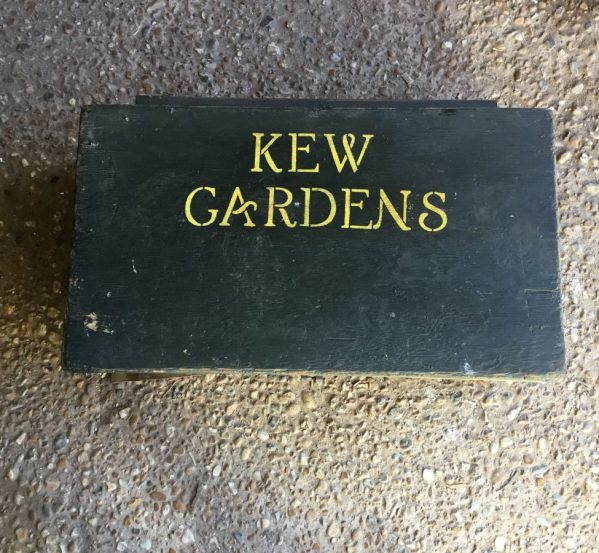 Kew Gardens Green Box