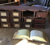Antique Filing Cabinets