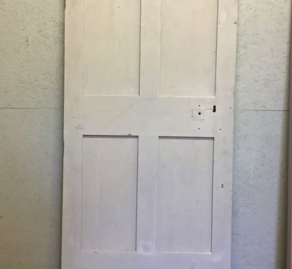 Light Grey 6 Panel Door