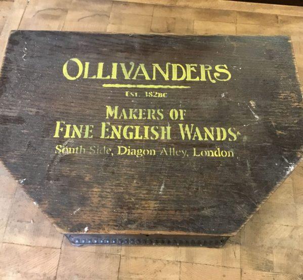 Harry Potter Silverware Box
