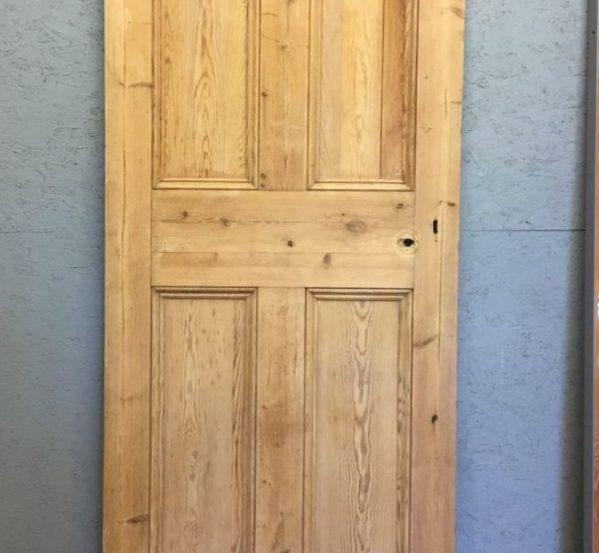 Pine 4 Panelled Door
