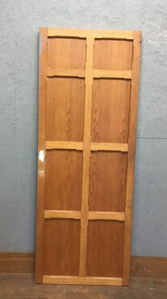 8-Panel Door