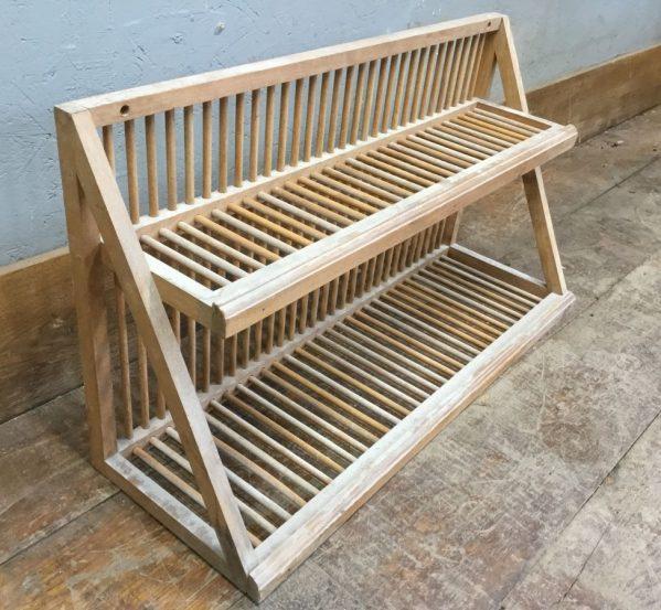 Hard Wood Kitchen Rack