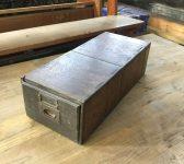Wooden Filing Cabinet Drawer