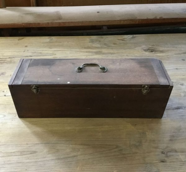 Wooden Carry Case Box