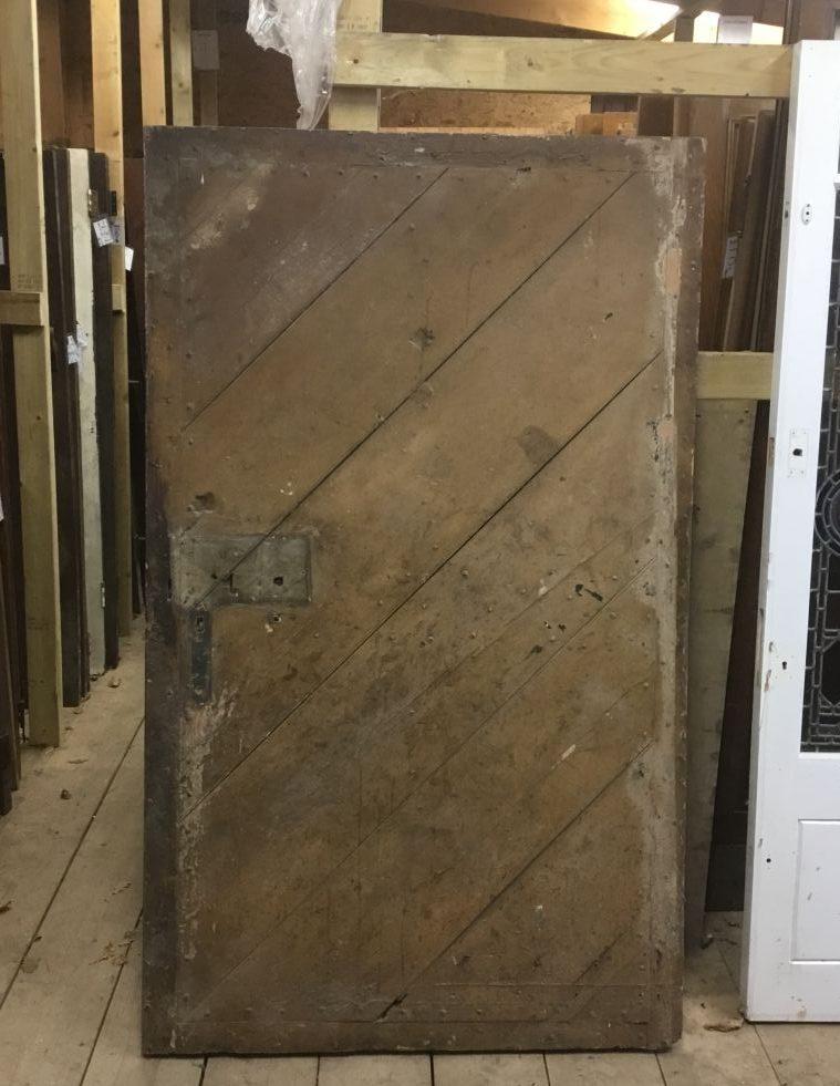 Wide Cellar Door