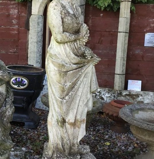The Tall Lady Statue