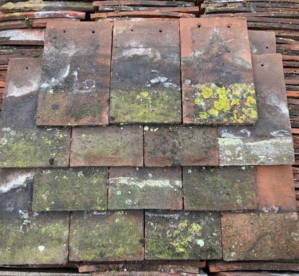 Reclaimed Handmade Nib Tiles