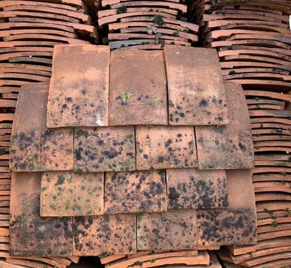 Orange Tudor Roofing Tiles