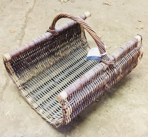 Traditional Hand Wicker Basket