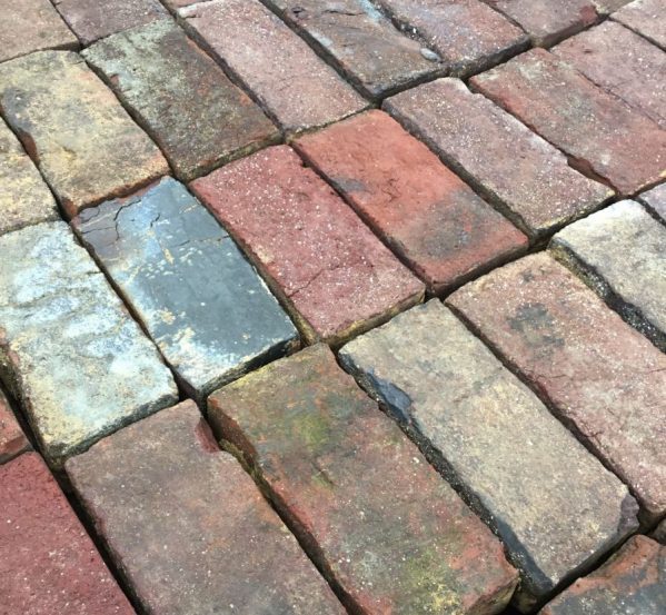 French Paving Bricks
