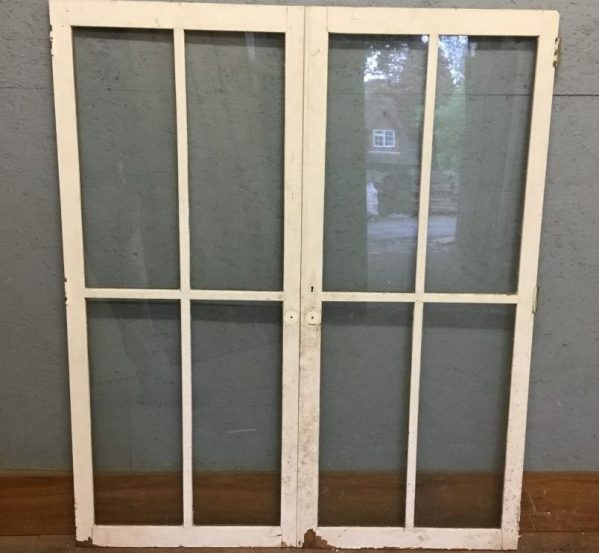4 Panel Glass Door