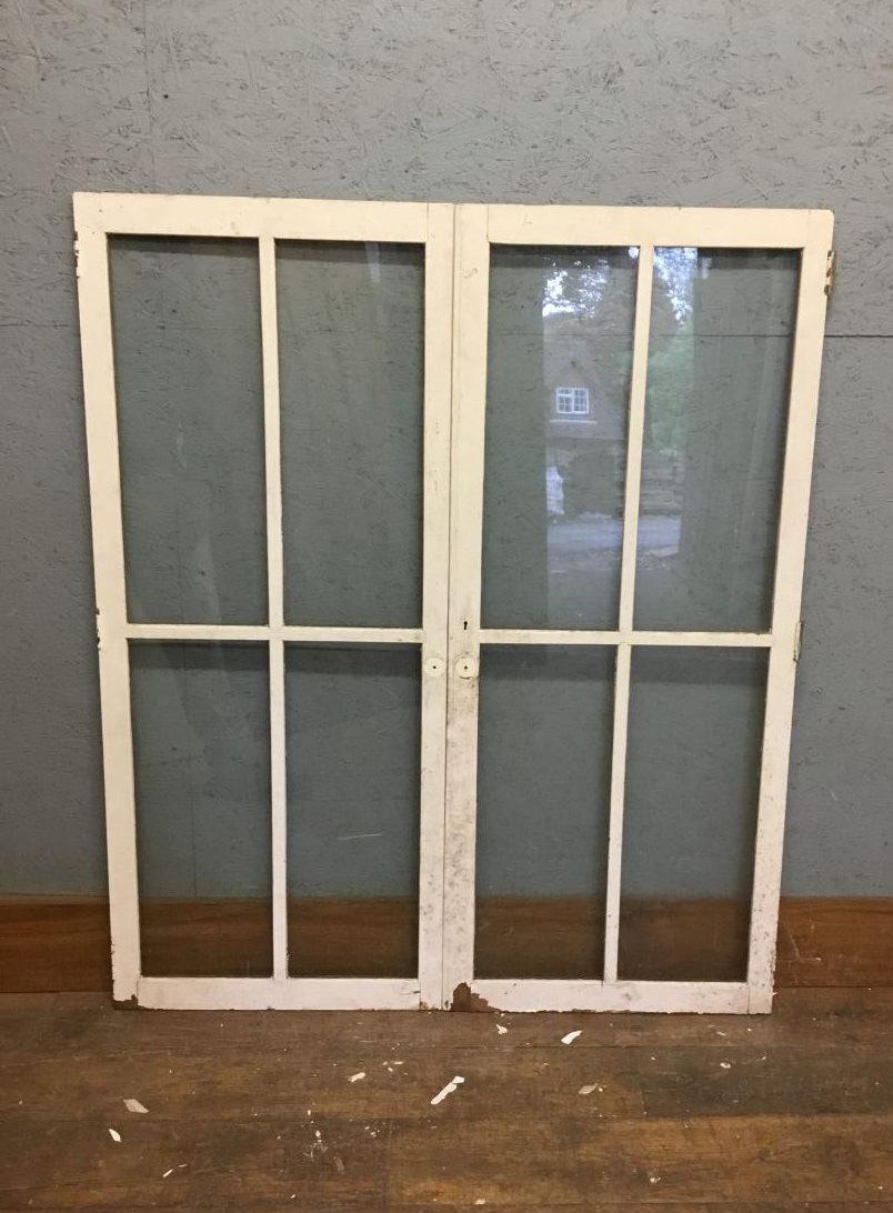 4 Panel Glass Door