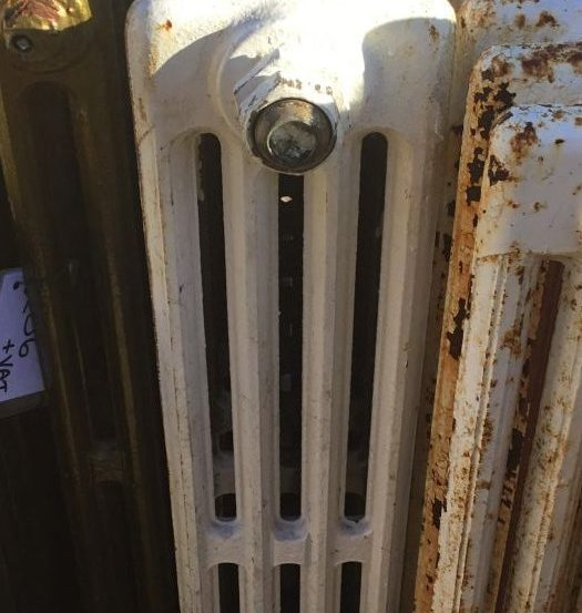 Tall Four Bar Radiator