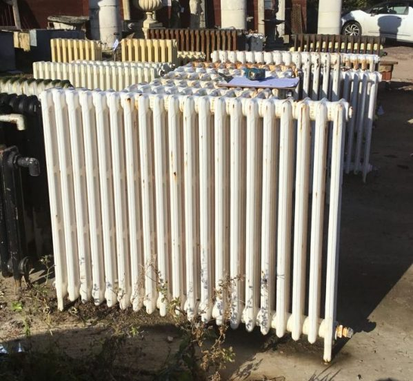 Large 4 Bar Radiator