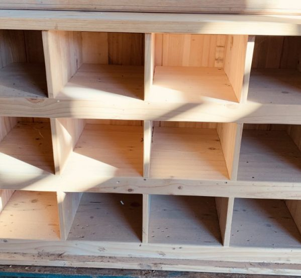 Book/ Shoe Shelving Unit