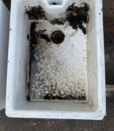 Garden Planter Butler Sink