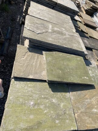 reclaimed materials for garden projects