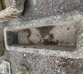 Deep and Long Reclaimed Trough