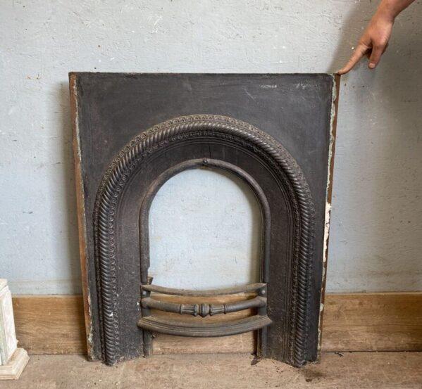 Beading Detail Fire Insert