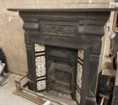 Reclaimed Victorian Fire Place
