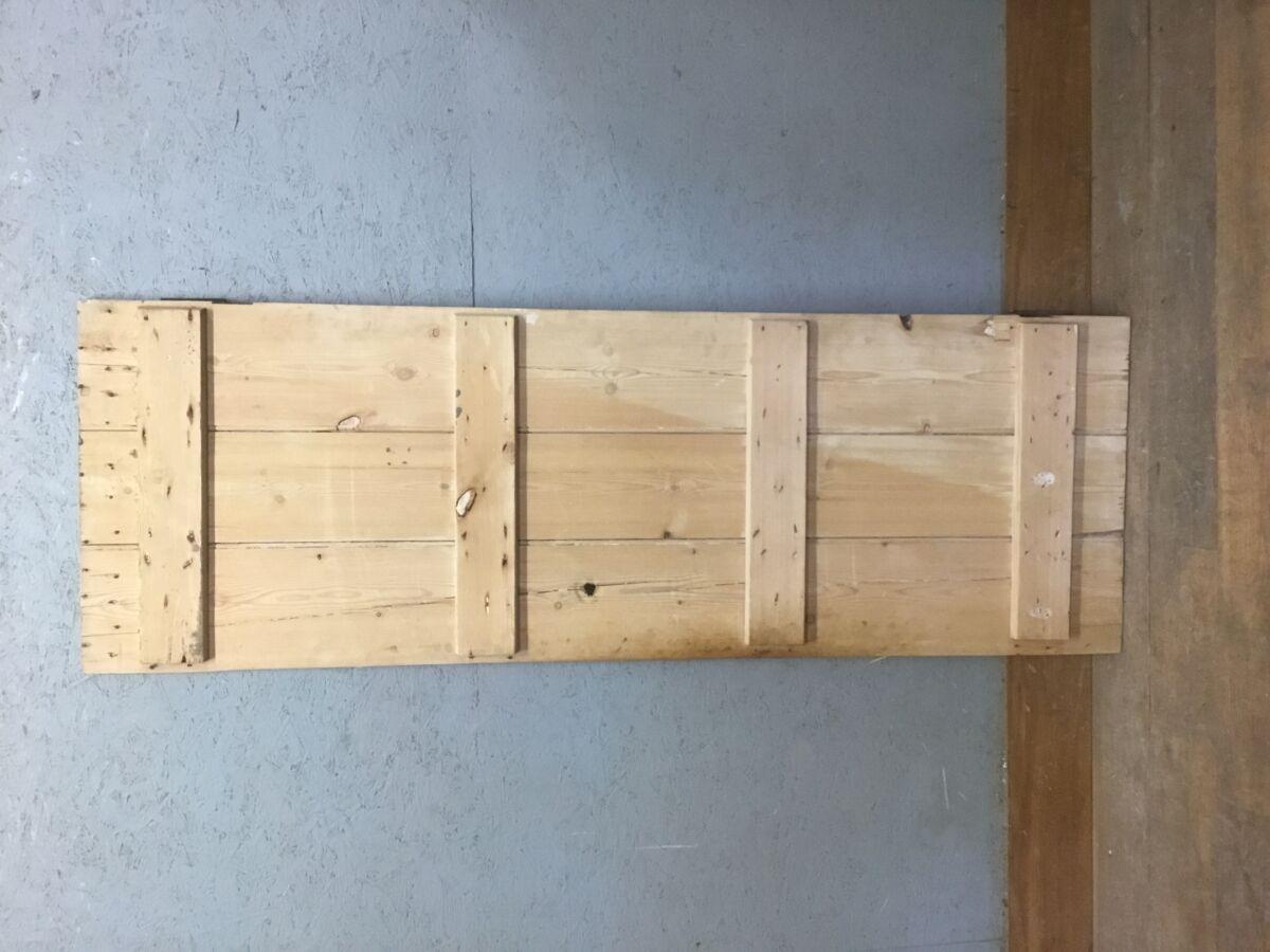 Pine Ledge & Brace Barn Door