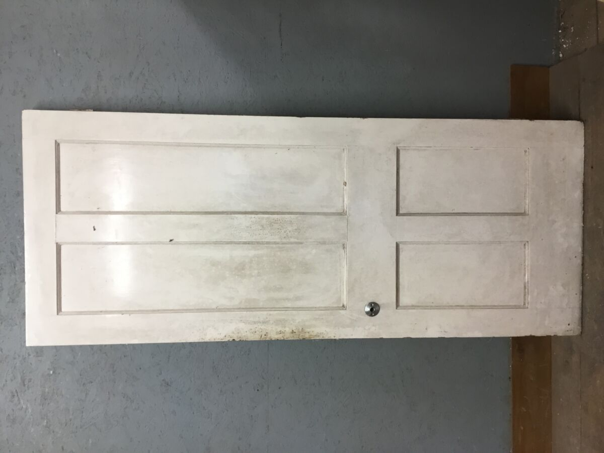 Painted 4 Panel Pine