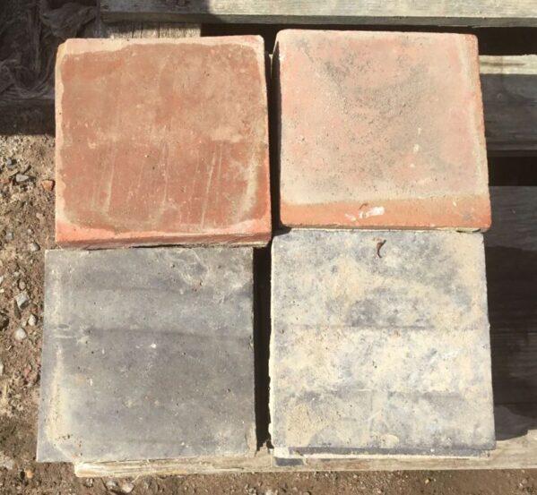 """5"""" Red Floor Tiles"""