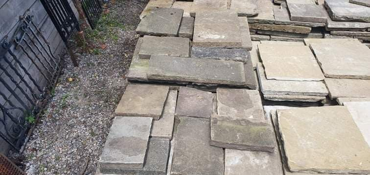 Well Weathered Reclaimed York