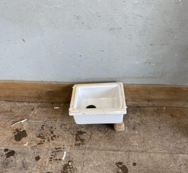 School Butler Reclaimed Sink