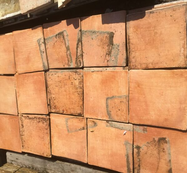 9 Large Thin French Tiles